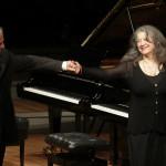 Tosender Applaus für eine besondere musikalische Begegnung!