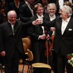 Tosender Applaus für Daniel Barenboim und Plácido Domingo - Solist bei Max Regers Requiem