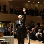 Applaus für Maestro Daniel Barenboim