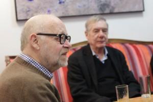 Jürgen Flimm und Hans Neuenfels - Gespräch Regie-Runde