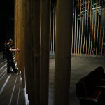 Backstage bei »Tannhäuser«