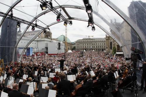 Staatsoper für Alle mit der Staatskapelle Berlin und Daniel Barenboim