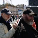 Jürgen Flimm - unterstützt von Inspizient Udo Metzner