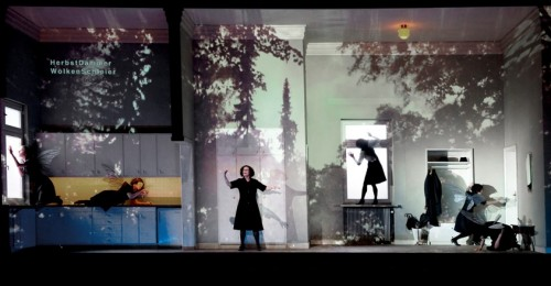 AscheMOND oder The fairy queen in der Staatsoper Berlin