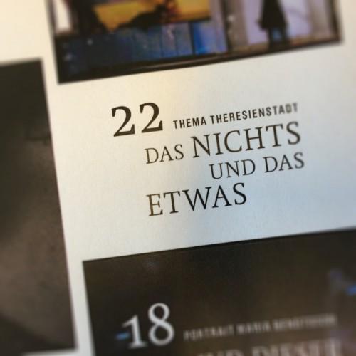 Staatsoper - Das Magazin: Das Nichts und das Etwas