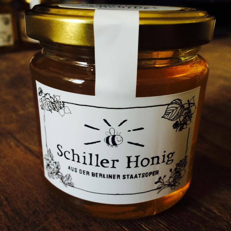 Staatsoper Berlin - Der erste Schiller Honig