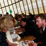 Autogrammstunde mit den Solisten Florian Hoffmann, Adriane Queiroz, Marina Prudenskaya und Carola Höhn