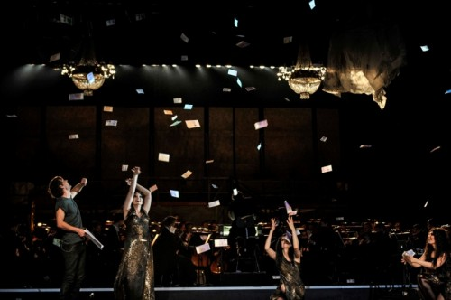 Staatsoper Berlin - Rein Gold - Foto: Arno Declair