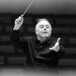 Daniel Barenboim dirigiert im Salle Pleyel