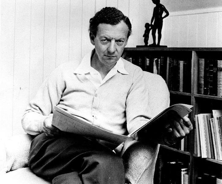 Benjamin Britten - Foto: Hans Wild