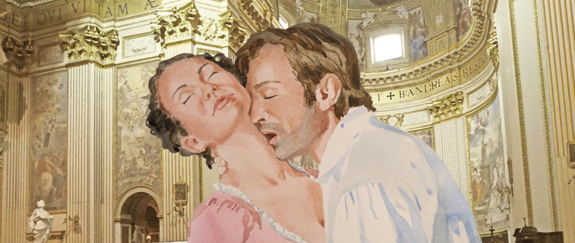 Tosca   Illustration: Kristine Jurjane