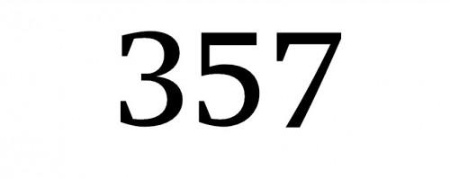 Die Staatsoper in Zahlen - 357