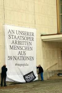 Staatsoper Berlin - Foto: Thomas Bartilla