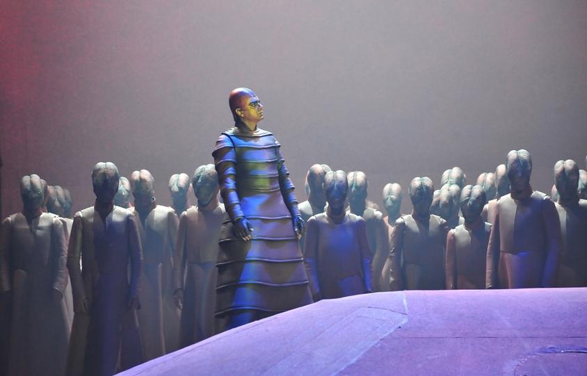 Rolando Villazon in Macbeth | Foto: Mara Eggert