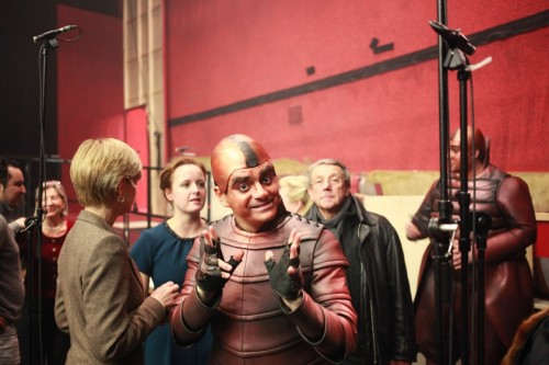 Rolando Villazon als Macduff - Foto: Thomas Bartilla