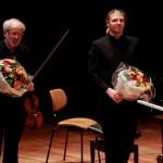 Gidon Kremer und Denis Kozhukhin
