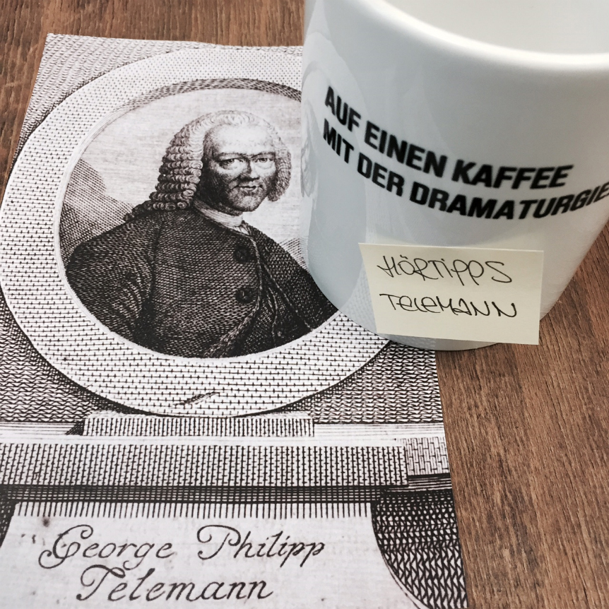 Hörtipps Telemann