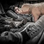 Tag 1: Das Listening- Regisseur Georg Schütky und das Schwein