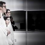 Jonathan Winell, Grigory Shkarupa, Sónia Grané und Stephen Chambers in »Tarquin«