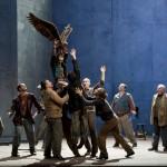 Grandiose Wiederaufnahme: Patrice Chéreaus Inszenierung von »Aus einem Totenhaus«