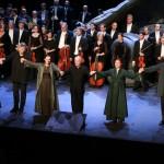 »Tristan und Isolde« mit Waltraud Meier, die die Ehrenmitgliedschaft der Staatsoper verliehen bekam