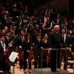 Auch das West-Eastern Divan Orchestra ehrte den großen französischen Komponisten Pierre Boulez gemeinsam mit Daniel Barenboim zu den Festtagen 2015