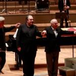 ... und zwei Sinfoniekonzerten mit Werken Alban Bergs - sämtlich unter der Leitung von Daniel Barenboim