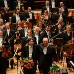 Eröffnungskonzert Musikfest Berlin 2014: Die Staatskapelle Berlin Daniel Barenboim und Gustavo Dudamel