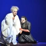 Verdis »Macbeth« mit Plácido Domingo und Liudmyla Monastyrska