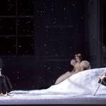 »Emma und Eginhard« in der Inszenierung von Eva-Maria Höckmayr mit der Akademie für Alte Musik Berlin unter der Leitung von René Jacobs