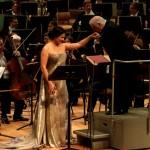 Benefizkonzert mit Anna Netrebko, der Staatskapelle Berlin und Daniel Barenboim am 31. August 2014