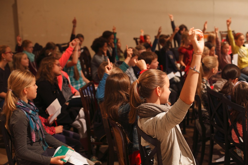 Musiktheaterakademie Foto: Eike Walkenhorst