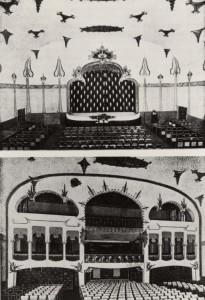 Buntes Theater, Innenansicht