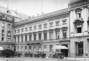 Preußische Akademie der Künste Berlin, 1933