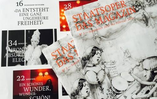 Staatsoper - Das Magazin No. 3