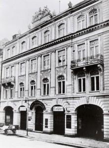 Sternsches Konservatorium Berlin, um 1900