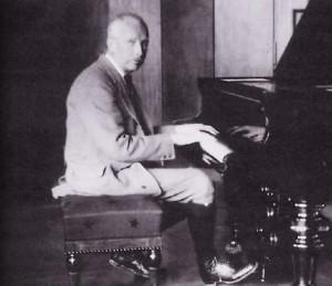 Strauss am Klavier