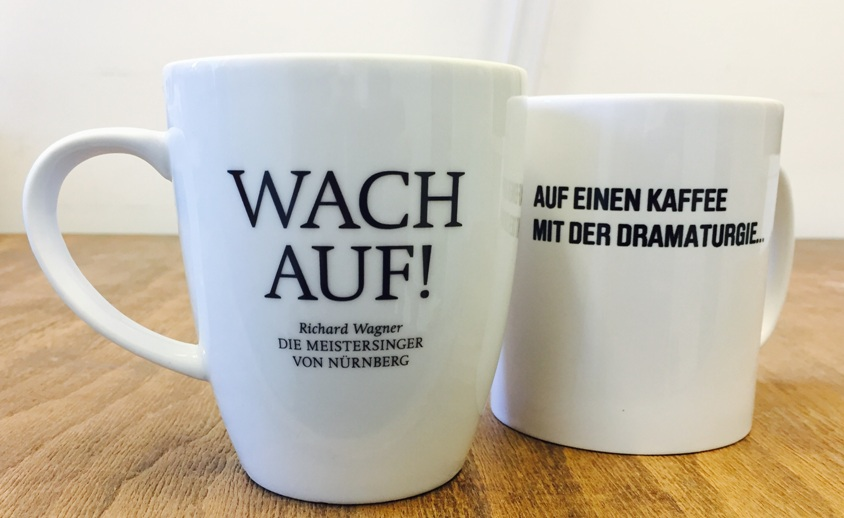 Auf eine Kaffee mit der Dramaturgie - Die Meistersinger von Nürnberg