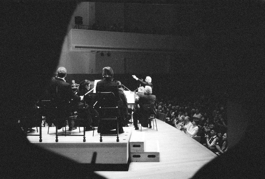 Daniel Barenboim und die Staatskapelle Berlin - Foto: Jonas Unger