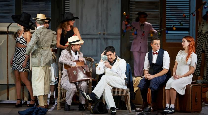 Le nozze di Figaro - Foto: Clärchen und Matthias Baus