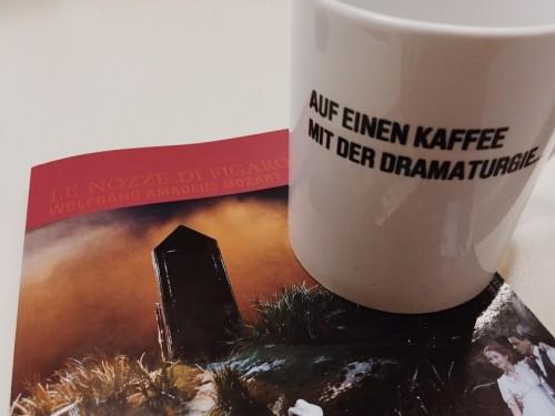 Auf einen Kaffee mit der Dramaturgie - Hörtipps Figaro
