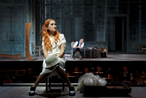 Le nozze di Figaro - Foto: Hermann und Clärchen Baus