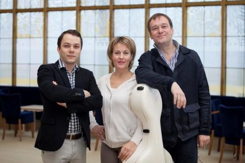 Solo-Cellisten der Staatskapelle Berlin - Foto: Tatjana Dachsel