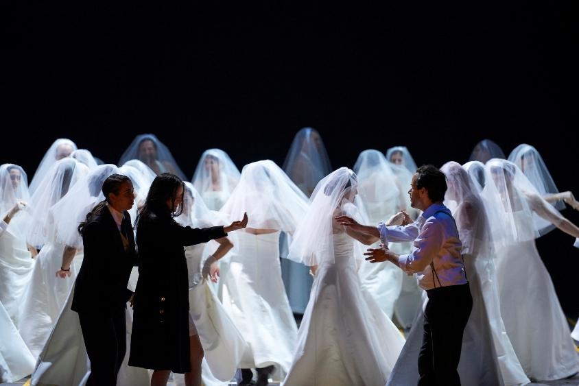 Orfeo ed Euridice - Foto: Matthias Baus