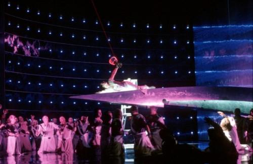 Parsifal 1992 - Foto: Monika Rittershaus