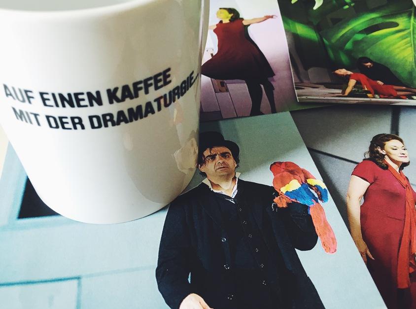 Auf einen Kaffee mit der Dramaturgie - Juliette