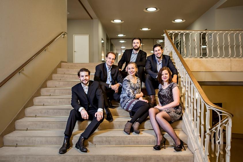 Internationales Opernstudio der Staatsoper - Foto: Stephanie von Becker