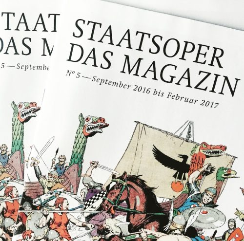Staatsoper - Das Magazin No. 5