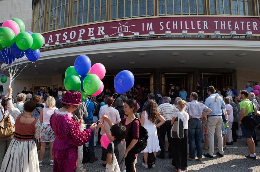 Eröffnungsfest 2016 - Foto: Eike Walkenhorst