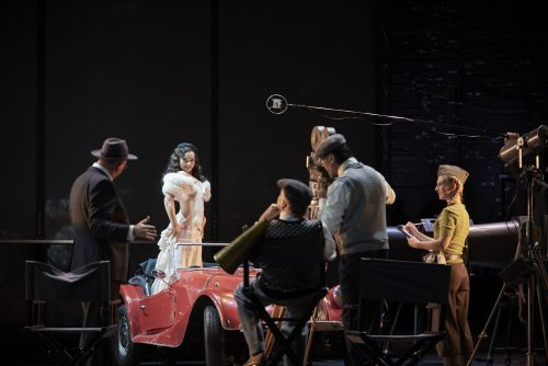 """Manon Lescaut"" Staatsoper Berlin Matthias Baus"